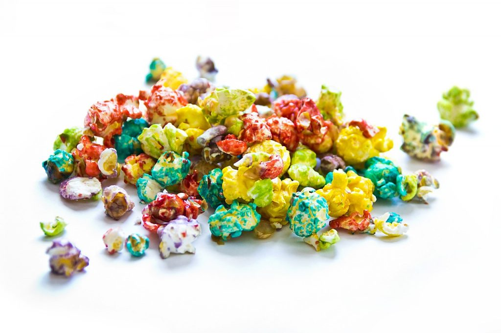 gourmet popcorn shop business website